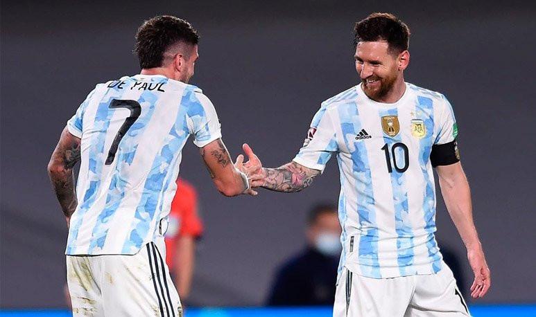 De Paul-Messi